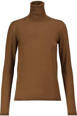 Max Mara Saluto turtleneck wool sweater