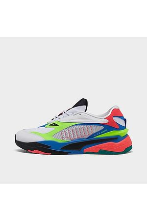 Puma Big Kids' RS-Fast Dazed Casual Shoes Size 4.0 Leather
