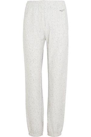 RAG&BONE Women Sweatpants - City pale grey cotton sweatpants