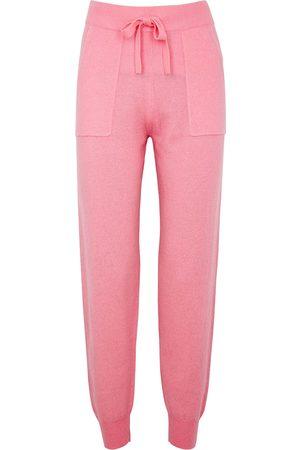 CRUSH CASHMERE Faro cashmere sweatpants