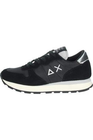 sun68 Sneakers Women Camoscio/nylon