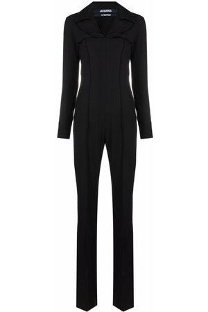 Jacquemus Women Jumpsuits - La Combinaison Asao cut-out jumpsuit