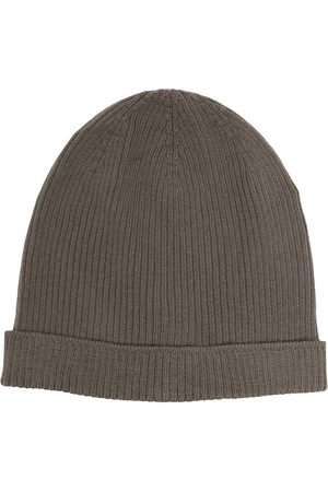 Rick Owens Gethsemane cashmere knit beanie - Grey