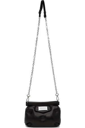 Maison Margiela Black Mini Red Carpet Glam Slam Bag