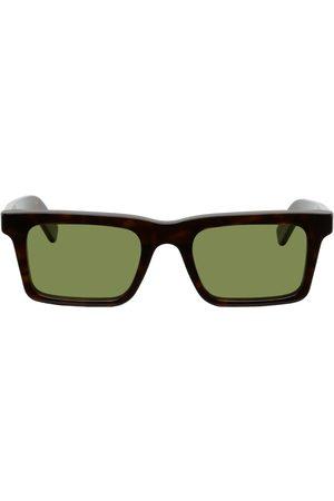 Retrosuperfuture Men Sunglasses - Tortoiseshell Roma Sunglasses