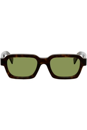 Retrosuperfuture Tortoiseshell Caro Sunglasses