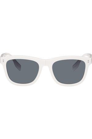 Burberry Men Square - Square Frame Foldable Sunglasses