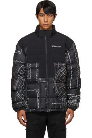 Marcelo Burlon County of Milan Astral Puffer Jacket