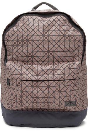 Bao Bao Issey Miyake Pink One-Tone Daypack Backpack