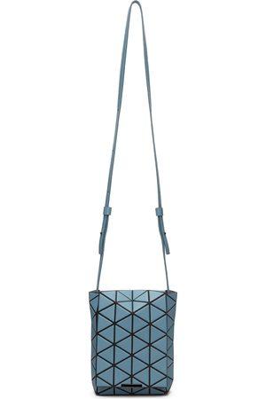 Bao Bao Issey Miyake Blue Flap Shoulder Crossbody Bag