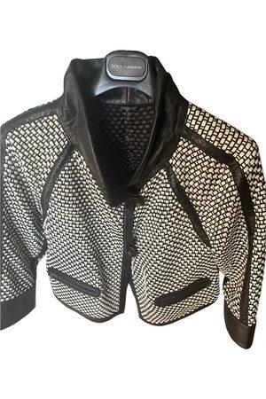 Akhesa Leather short vest