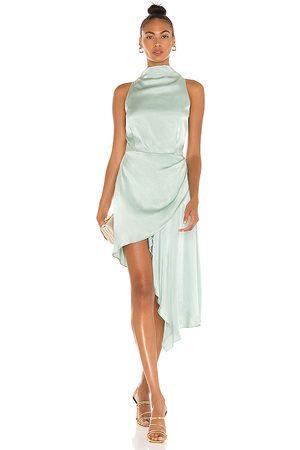 ELLIATT Alaia Dress in Mint.