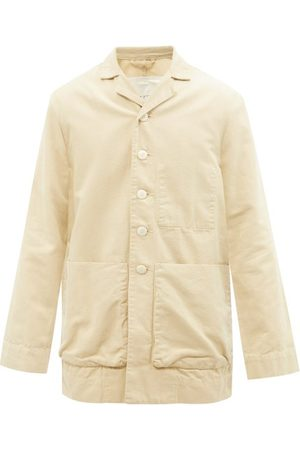 Toogood The Photographer Patch-pocket Cotton-canvas Jacket - Mens