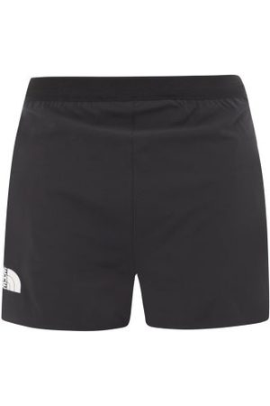 The North Face Stridelight Logo-print Technical-jersey Shorts - Mens
