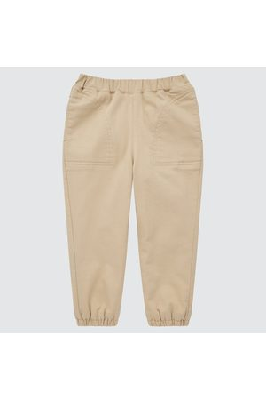 UNIQLO Stretch Pants - Toddler Stretch Warm-Lined Pants, , Ages 12-18M