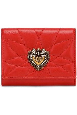 Dolce & Gabbana Women Wallets - Small Devotion continental wallet