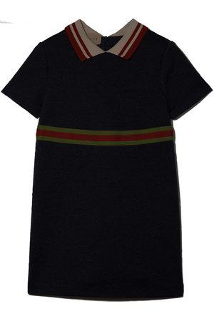 Gucci Baby Casual Dresses - Stripe-trim polo shirtdress