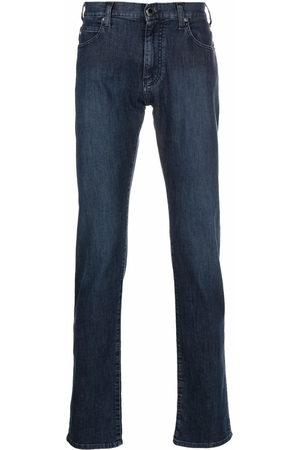 Emporio Armani Mid-rise jeans