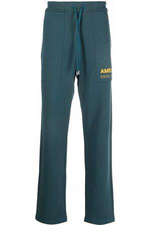 AMBUSH Logo-print track pants