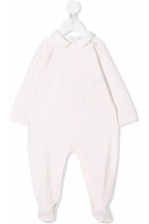 Emporio Armani Kids Pajamas - Rounded-collar pajama