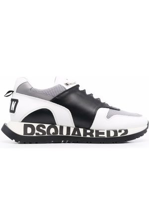 Dsquared2 Icon logo-print low-top sneakers