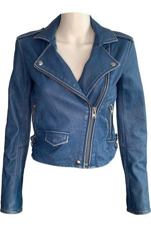 Iro Spring Summer 2020 leather jacket
