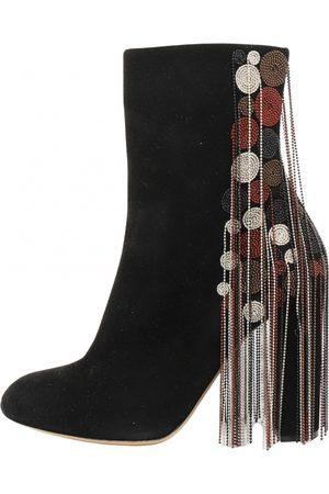 Chloé Harper western boots