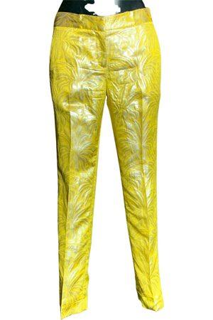 Tory Burch Silk chino pants