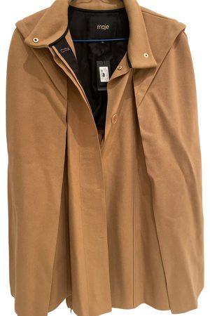 Maje Wool cape
