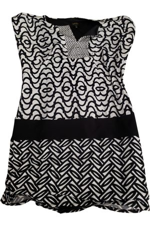 Shelli Segal Silk mid-length dress