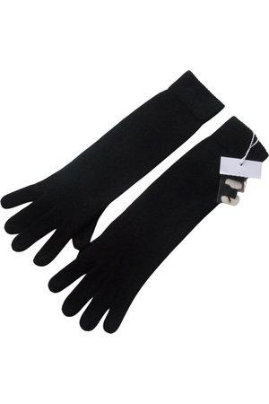 Max Mara Atelier cashmere long gloves