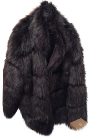 Missguided Faux fur coat