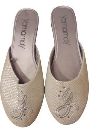 Yamamay Cloth mules & clogs