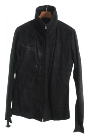 ISAAC SELLAM EXPERIENCE Leather vest