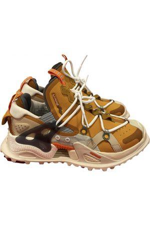 Li Ning Leather low trainers