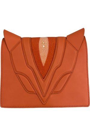 ELENA GHISELLINI Leather mini bag