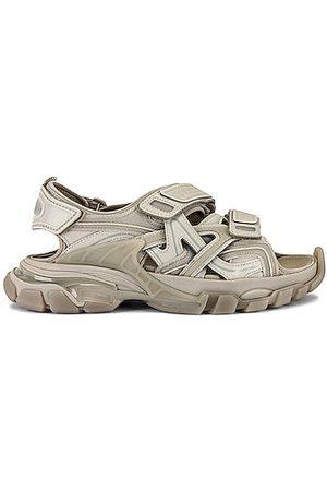 Balenciaga Strap Sandal in