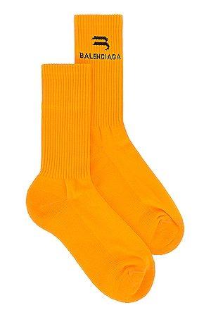 Balenciaga Socks Sport in