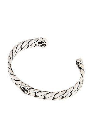 Gucci Interlocking G Bracelet in Metallic