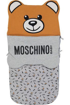Moschino Baby teddy bear sleeping bag