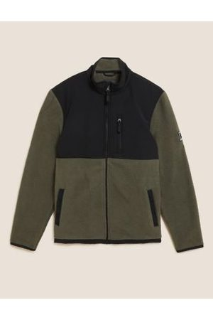 Marks & Spencer Men Fleece Jackets - Polar Fleece Jacket