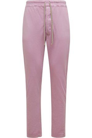 Rick Owens Men Pants - Drkshdw Berlin Jersey Drawstring Pants