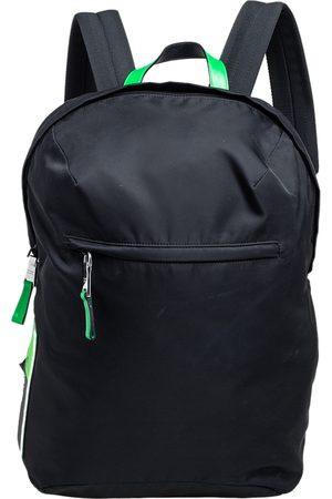 Prada /Green Nylon Fluo Backpack