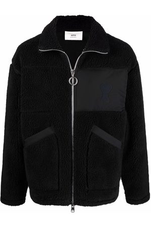 Ami Ami de Coeur fleece jacket