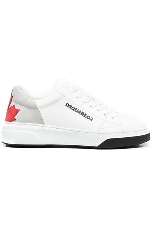Dsquared2 Applique low-top sneakers
