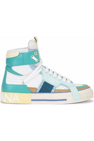 Dolce & Gabbana Women Sneakers - 2.Zero high-top sneakers