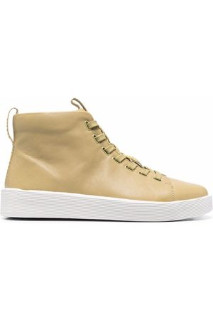Camper Leather high-top sneakers - Neutrals