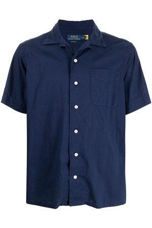 Polo Ralph Lauren Classic-fit camp-collar short-sleeve shirt