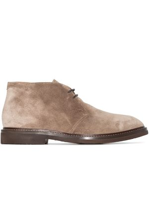 Brunello Cucinelli Lace-up ankle boots