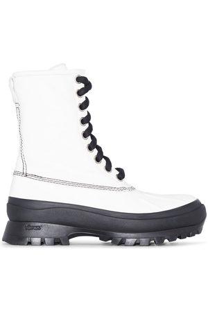 Jil Sander Balmoral hiking boots